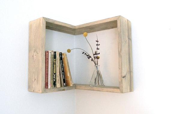 Corner Box Shelf by   The807