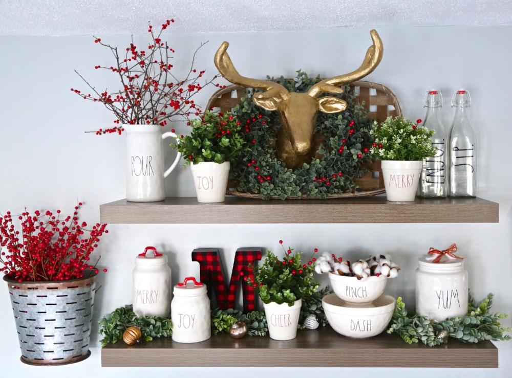Rae Dunn Christmas Bowls.Decorating For Christmas With Rae Dunn Weekend Craft